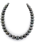 11-14mm Tahitian South Sea Pearl Necklace - AAAA Quality