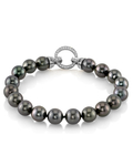 8-9mm Tahitian South Sea Pearl Bracelet - AAAA Quality