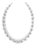 9-11mm South Sea Baroque Pearl Necklace