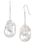 Freshwater Baroque Pearl Sharon Earrings