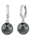 Tahitian South Sea Pearl Mary Earrings