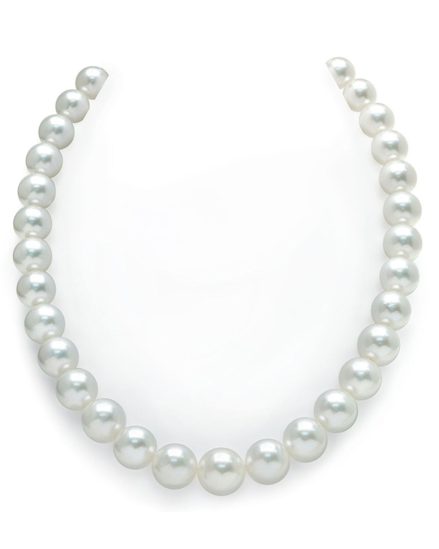 11-13mm White South Sea Pearl Necklace