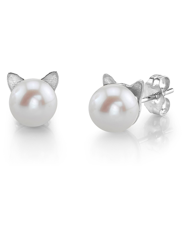 Freshwater Pearl Cathy Earrings