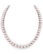 7-8mm Pink Freshwater Pearl Necklace