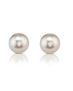 7.0-7.5mm Hanadama Akoya Pearl Stud Earrings