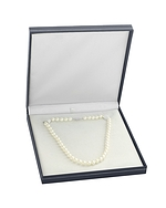 4.0-8.0mm White Freshwater Pearl Necklace  - Secondary Image