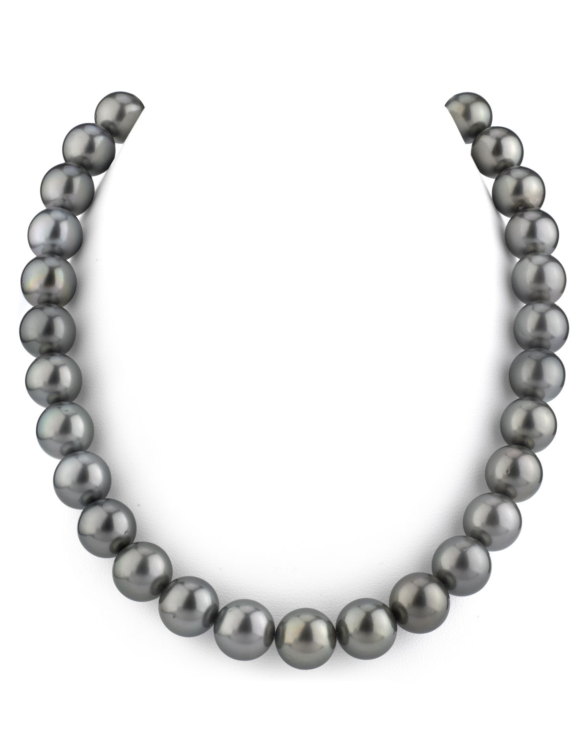 11-12mm Tahitian South Sea Pearl Necklace