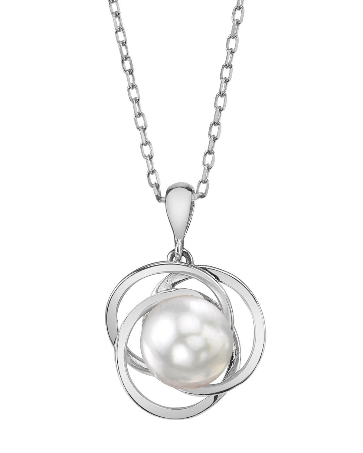 White South Sea Pearl Lexi Pendant